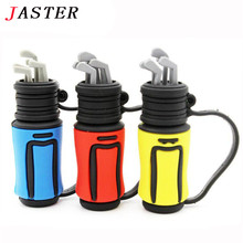 JASTER New golf ball arm bag model pendrive 4GB 8GB 16GB 32GB usb flash drive thumb drive memory stick gift Pendrives