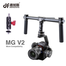 Buy DIGITALFOTO FeiyuTech FY MG V2 3 axis professional mirrorless DSLR camera handheld gimbal Stabilizer Sony NEX/A7 2/Canon 5D for $868.19 in AliExpress store
