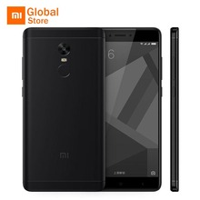 "Global Version Xiaomi Redmi Note 4 3GB RAM 32GB ROM Snapdragon 625 Octa Core Mobile Phone 5.5"" FHD 4100mAh Fingerprint CE B8 B20(China)"