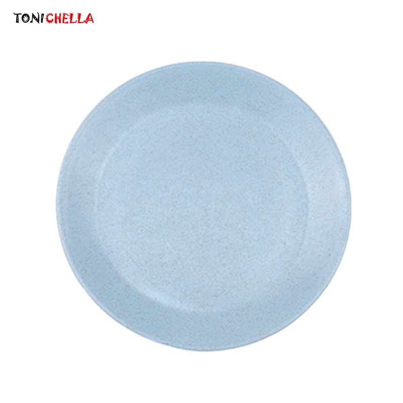 Baby-Feeding-Plate-Wheat-Straw-Tableware-Children-Food-Container-Infant-Meals-Tray-Toddler-Vegetable-Fruits-Bowl-Dishes-T0607 (2)