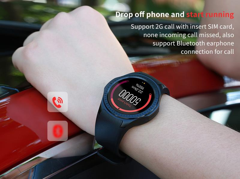 GPS Bluetooth Smart Watch for Sports 3