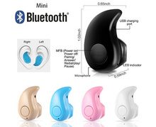 wholesale 10pcs / lots Mini 530 Bluetooth Headset Wireless  Earphone Casque Audio  In Ear Earbuds for iPhone Samsung Xiaomi
