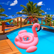0-4 years Kids swim ring inflatable swimming Child life buoy Child mount toy Baby swimsuit seat Armpit circle Outdoor beach pool