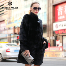 real mink fur coat,genuine mink fur coat,real fur coat women,beautiful fur coats,coat women fur,fashion fur(China)