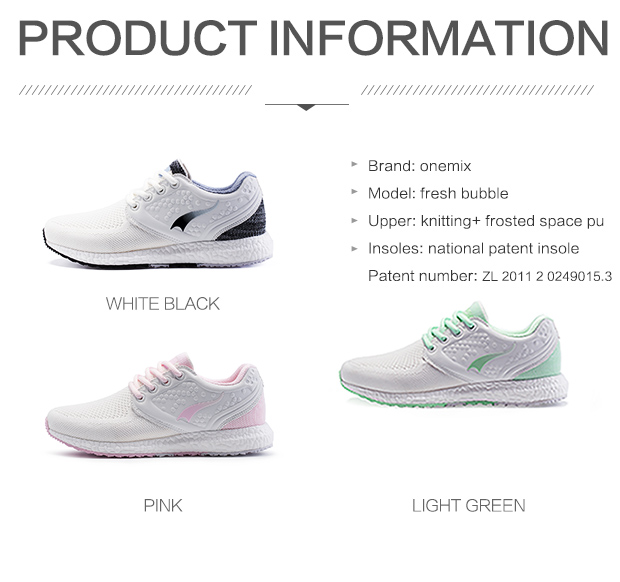 ONEMIX running shoes for women sneakers women breathable cool mesh space PU outdoor lighting for sports jogging walking sneakers 12