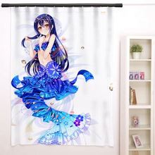 Hobby Express Sonoda Umi - Love Live Anime Japanese Window Curtain Door Entrance Room Partition H0155 Store store