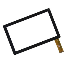 "10PCS 7"" 7Inch Capacitive Touch Screen PANEL Digitizer Glass Replacement for Allwinner A13 Q88 Q8 pad A13 Free Shipping"