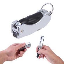 Multi-Function Corkscrew Stainless Steel Bottle Opener Knife Pull Tap Double Hinged Corkscrew Creative High Quality Openers