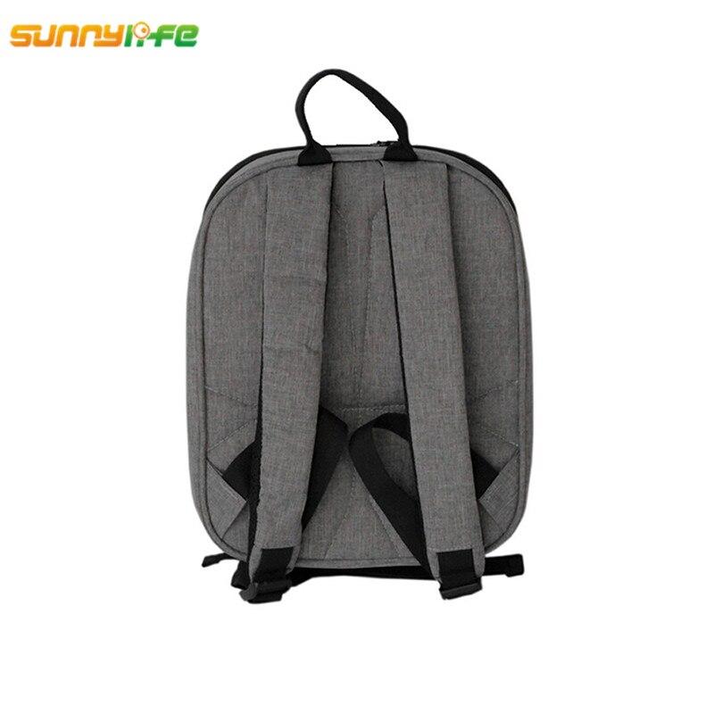 Sunnylife DJI MAVIC Pro Mini Waterproof Shoulder Bag Hardshell Backpack Hard Shell Case Crushproof Carry Bag Large Capacity