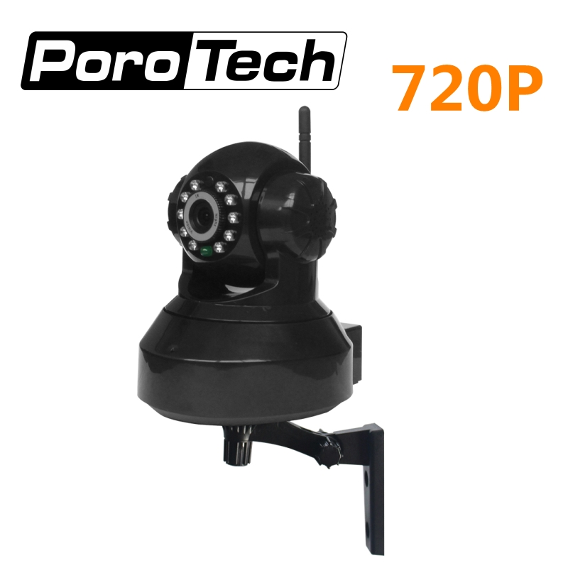 N310PWB 720P WIFI IP Camera Wireless Home security CCTV camera infrared Night Vision PTZ P2P Mini speed dome Camera baby monitor<br>