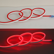 1 Pc Colorful City Flexible Neon Outdoor Waterproof Colorful Strips Soft Article Lamp Lights with Advertisers New(China)