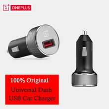 Original Oneplus 5 Dash Car Charger Universal Phone USB Fash Quick Charge Adapter 3.4V~5V=3.5A 5V=2A For Oneplus 5 3T 3 Xiaomi 6(China)