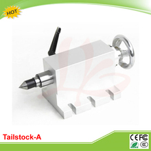 CNC Tailstock-A for Rotary Axis, A Axis, 4th Axis, CNC Router Engraver Milling Machine