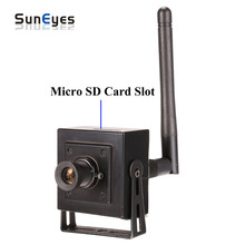 SunEyes SP-V903W 960P 1.3MP HD Wireless Super Mini IP Camera Wifi with Micro SD Slot free P2P Support AP Access Point Mode