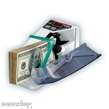 Free Shipping Mini Portable Handy Money Counter For All Currency Note Bill Cash Counting