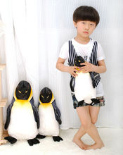 wholesale and retails 45cm The simulation Penguins doll plush toys  stuffed and plush penguin Toys for Children valentine days