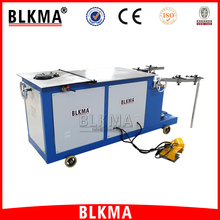 BLKMA Sheet Metal Round Air Duct Elbow Cold Forming Machine for HVAC(China)