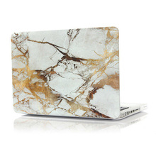 Marble Texture Case for Macbook Pro 13 retina sleeve Pro 15 laptop bag Air 13 case cover for Macbook 12 Air 11 Retina 15