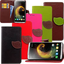 K3 / K4 Note Luxury Leather Flip Wallet Stand Mobile Phone Cover For Coque Lenovo Vibe K4Note / K3Note CellPhone Silicone Case