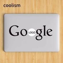 Google Logo Humor Decal Laptop Sticker for Apple Macbook Pro Decal Air Retina 11 12 13 15 inch Mac Surface Notebook Skin Sticker(China)
