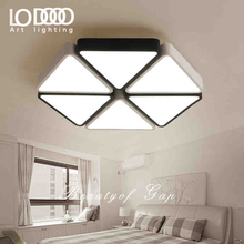 2017 new Ceiling Lights design luces del techo luminarias led living room light modern bedroom Dining Room lamp home lighting(China)