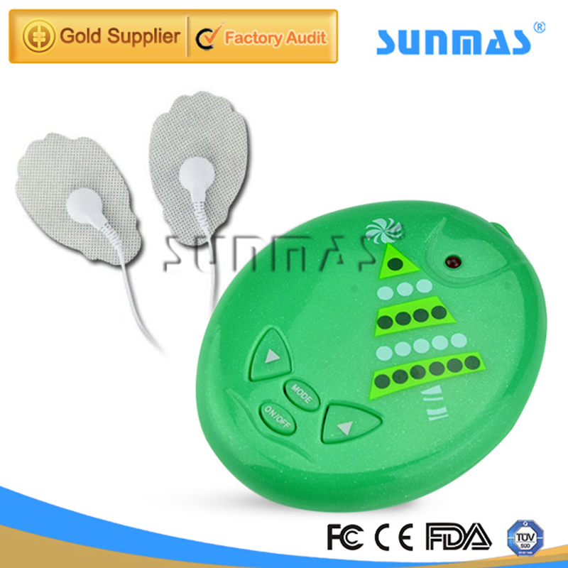 SUNMAS SM9058 Health Care Body Back Leg Muscle Pain Relief Massage Acupuncture Stimulator Tens Unit Pulse Massager(China (Mainland))