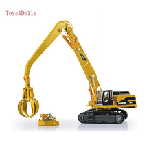 New Arrival 1/87 Scale Diecast Material Handling Construction Vehicle Cars Model Toys Baby educational Kids toys brinquedo