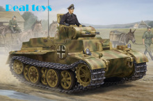 Hobby Boss model 83805 1/35 German Pzkpfw.I Ausf.F (VK18.01)-Late plastic model kit