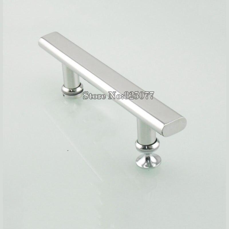 1 Pair Shower door handle bathroom glass door stainless steel handle sliding door handle arc/flat choose KF787<br><br>Aliexpress