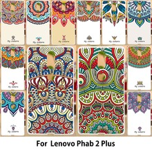 AKABEILA Exotic Western Europe Phone Cases For Lenovo Phab 2 Plus Phab2 Plus PB2-670M PB2-670Y Case Soft TPU Back Covers Shell(China)