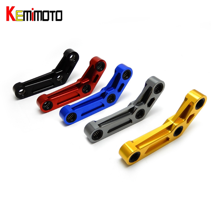 MT07 FZ 07 XSR700 Motorcycle Motorbike Lowering Kit ( 30MM ) for YAMAHA MT-07 MOTO CAGE FZ-07 XSR700 TRACER 700 2014 2015 2016<br>