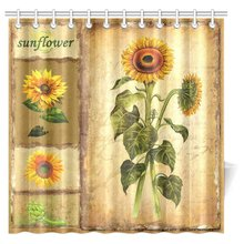 CHARM HOME Design Vintage Waterproof Polyester Fabric