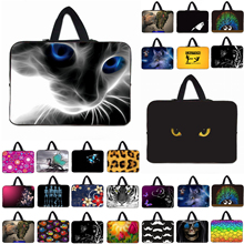 "Mini PC Tablet 10.1 12 13.3 14 15.6 16 17 Inch Notebook Fashion 10"" Neoprene Sleeve Case Bag For Macbook Air Chuwi Huawei Laptop"