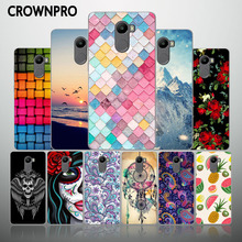 CROWNPRO Xiaomi Redmi 4 PRO Prime Case Cover Silicone Redmi4 Soft TPU Back Xiaomi Redmi 4 4PRO Cell Phone Protective Covers
