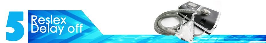 GII Auto CPAP Machine E-20AH-O Smart Home Ventilator For Sleep Snoring Apnea With Humidifier Mask Hose SD Card Free Shipping (26)