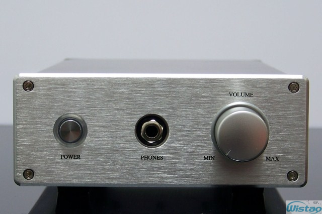 IWISTAO HIFI FET-Tube Headphone Amplifier Separation Parts Designed for Impedance 8-120 ohm Combine 3W Power Amplifier