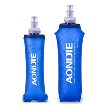 AONIJIE 250ml 500ml Foldable BPA PVC Free Soft Water Bottle Kettle Travel Outdoor Sport Camping Hiking Walking Running(China)