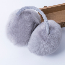 2017 New Fashion Winter Earmuffs For Women Earmuffs Ear Cover Fur Comfortable Ears Warm Winter Brand Earmuffs  Wholesale/Retail