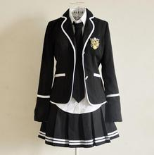 Adult Naughty Japan Korea England School Costume preppy chic Hot Popular lovely Fancy Costumes schoolgirls womens party costumes
