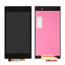 Tested For Sony Xperia Z1 L39 L39H C6902 C6903 C6906 LCD Display Touch Screen with Digitizer Full Assembly