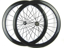 23mm width 50MM tubular carbon road bikes wheelset 700C bicycles wheels novatec hub aero spokes decals accept  fast ship