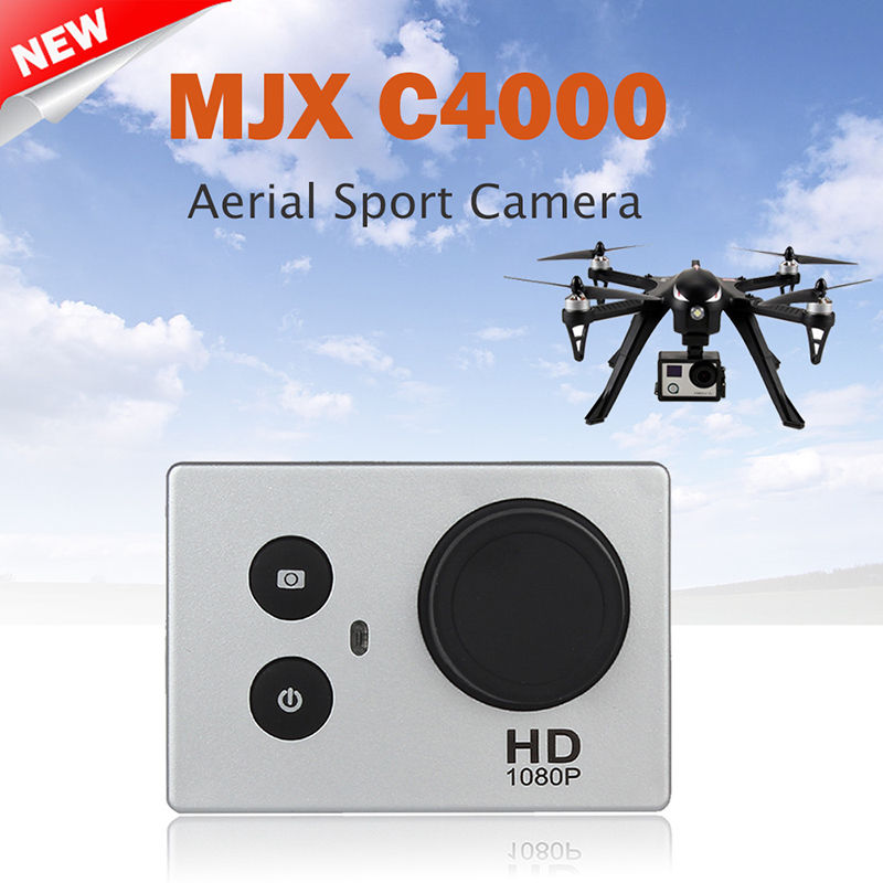 C4000 Aerial Sport Action Camera 1080P W/Memory Card For MJX Bugs 3 RC Quadcopter Free shipping<br><br>Aliexpress