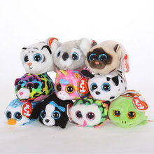 Ty Beanie Boos Stuffed & Plush Animals unicorn owl Spotted dog Toy Doll juguetes brinquedos(China)