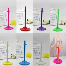 10pcs/lot Doll Stand Display Holder For Barbie Dolls Support For Monster High dolls For Ever After High Doll Accessories