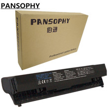 "PANSOPHY 28wh 11.1V Laptop Battery For Dell Latitude 2100 Smart Rubberized 10.1"" Netbook 312-0142 J024N G038N F079N(China)"