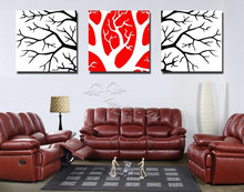 tree artwork wall panel  wall panel canvas wall pictureHome Decorative Art Picture oil  Painting