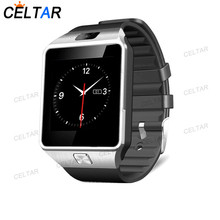 CELTAR Waterproof Smart Watch With Camera Sim Card Slot For Apple iOS Andorid Sport Smartwatch Cell Phone(China)