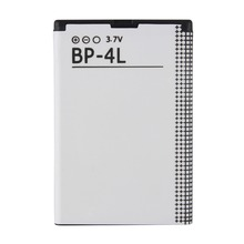 Goldfox Brand 1500mAh BP4L BP 4L BP-4L Battery For Nokia E61i E63 E52 E55 E90 E90i E95 E71 E71i N97 N810 E72 E73 6650F Battery(China)