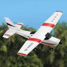 F949 Cessna 182 2.4G 3CH Aircraft Fixed-wing Drone Plane RTF RC Toys Airplane Quadcopter Outdoor helicoptero toys for kid(China)