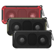 Wireless Bluetooth Speaker New Bee Portable Pocket Waterproof Shockproof Wireless Bluetooth Speaker  Portable Speaker @Z